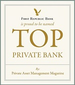 Top Private Bank Award Image