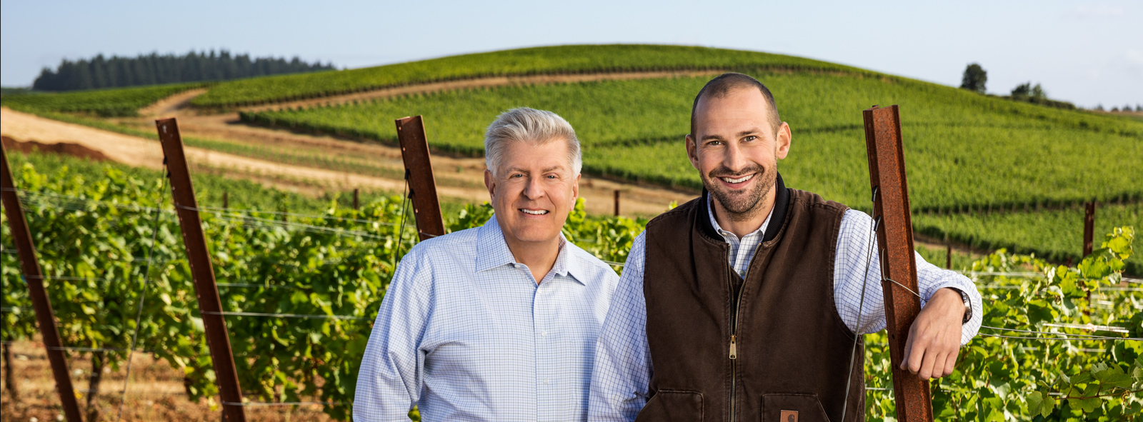 Image of First Republic Wineries / Breweries client(s) Cristom Vineyards