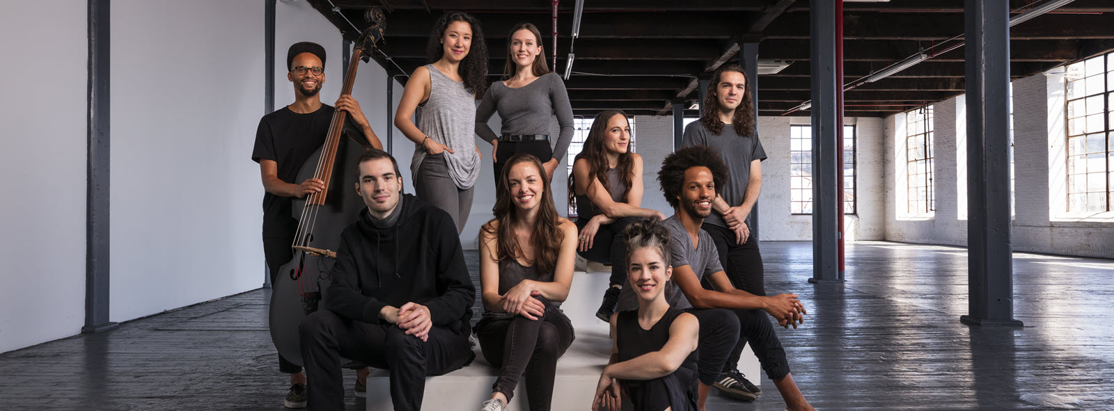 Select to access video of First Republic Arts client(s) Dorrance Dance