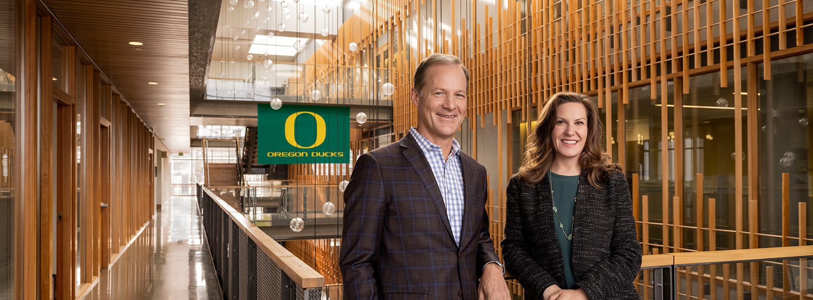Image of First Republic Nonprofits client(s) University of Oregon Foundation