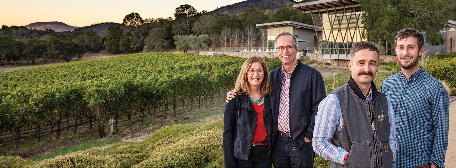 Select to access video of First Republic Wineries / Breweries client(s) Hamel Family Wines
