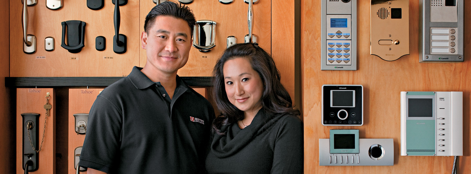 Image of First Republic Small Businesses client(s) Metro Locksmiths, Inc.