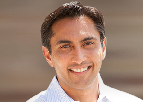 Streamlined Ventures Founder and General Partner Ullas Naik.