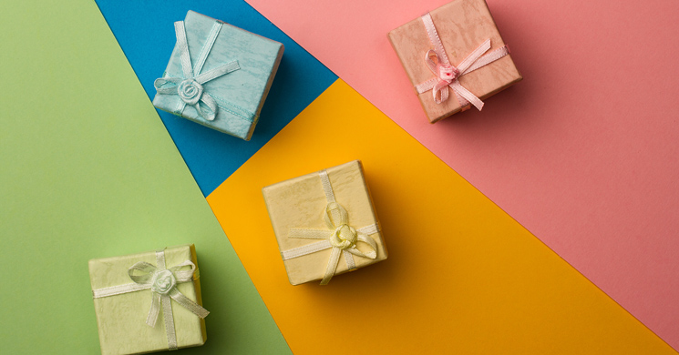 client gift giving is good for business