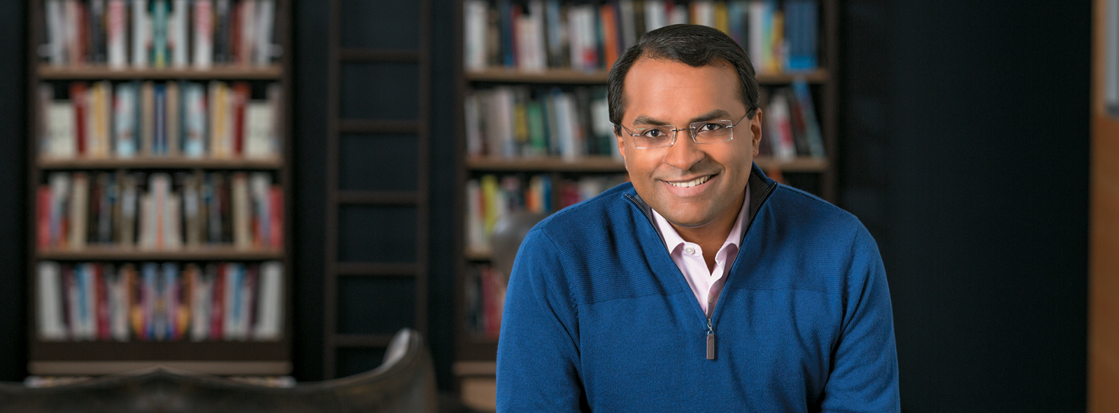 Select to access video of First Republic Venture Capital / Private Equity client(s) Ajay Royan