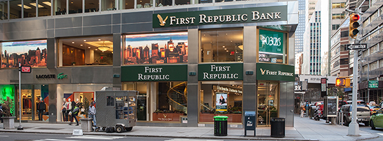 Madison Avenue First Republic Bank