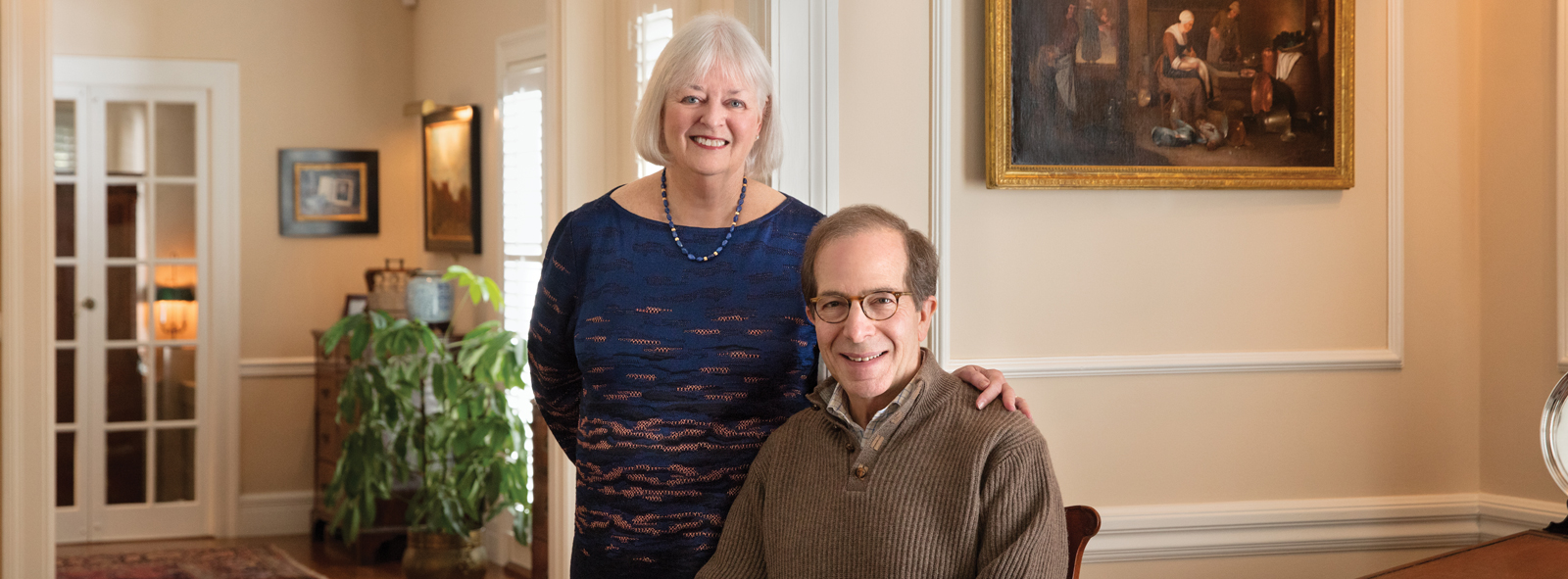 Image of First Republic Medical client(s) Catherine Duggan and Barry Siegel