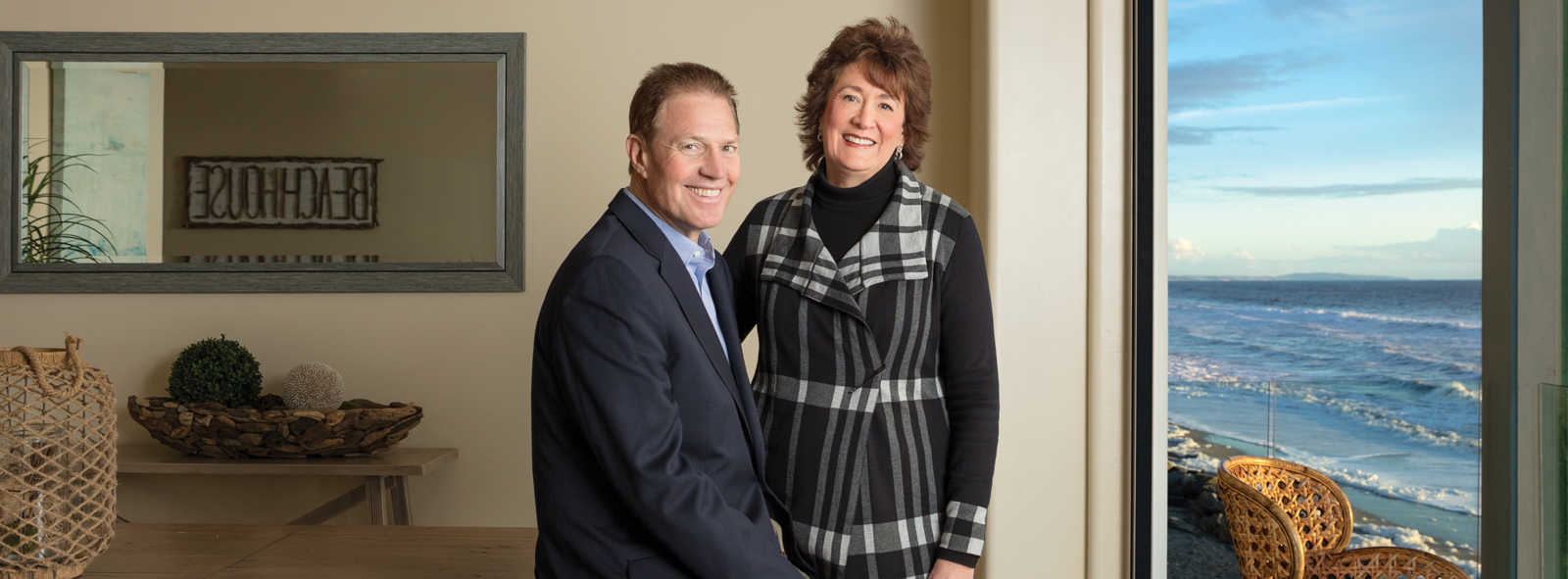 Image of First Republic Small Businesses client(s) David and Adele Fischbach