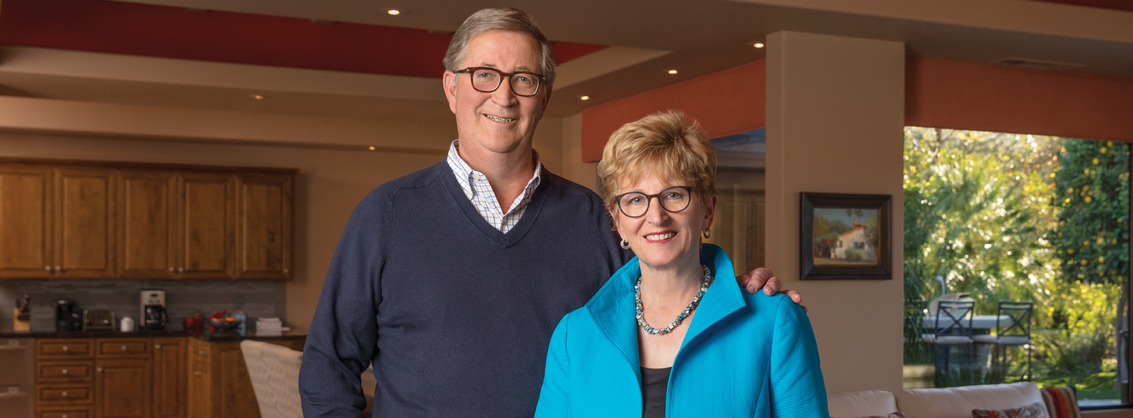 Image of First Republic Philanthropists / Volunteers client(s) Duane and Barbara McDougall