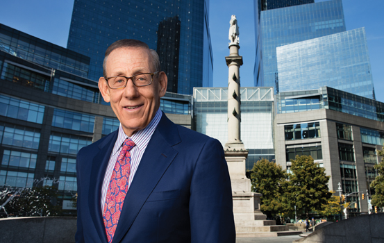 First Republic client Stephen M. Ross.