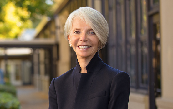 Arlene Hogan, Head of School, Bentley School