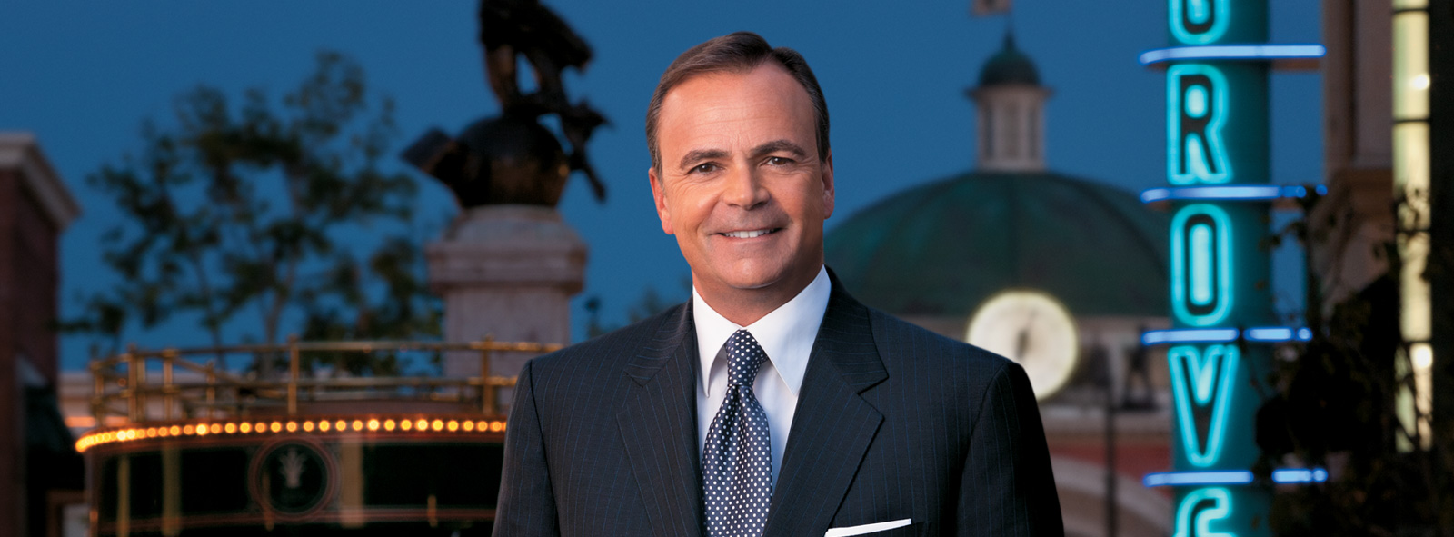 Image of First Republic Real Estate / Property Management client(s) Rick Caruso