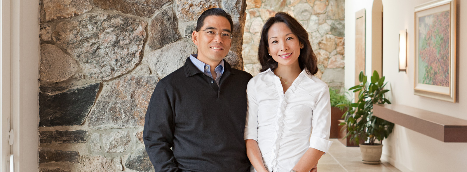 Image of First Republic Financial Services client(s) Eiichiro and Yumi Kuwana
