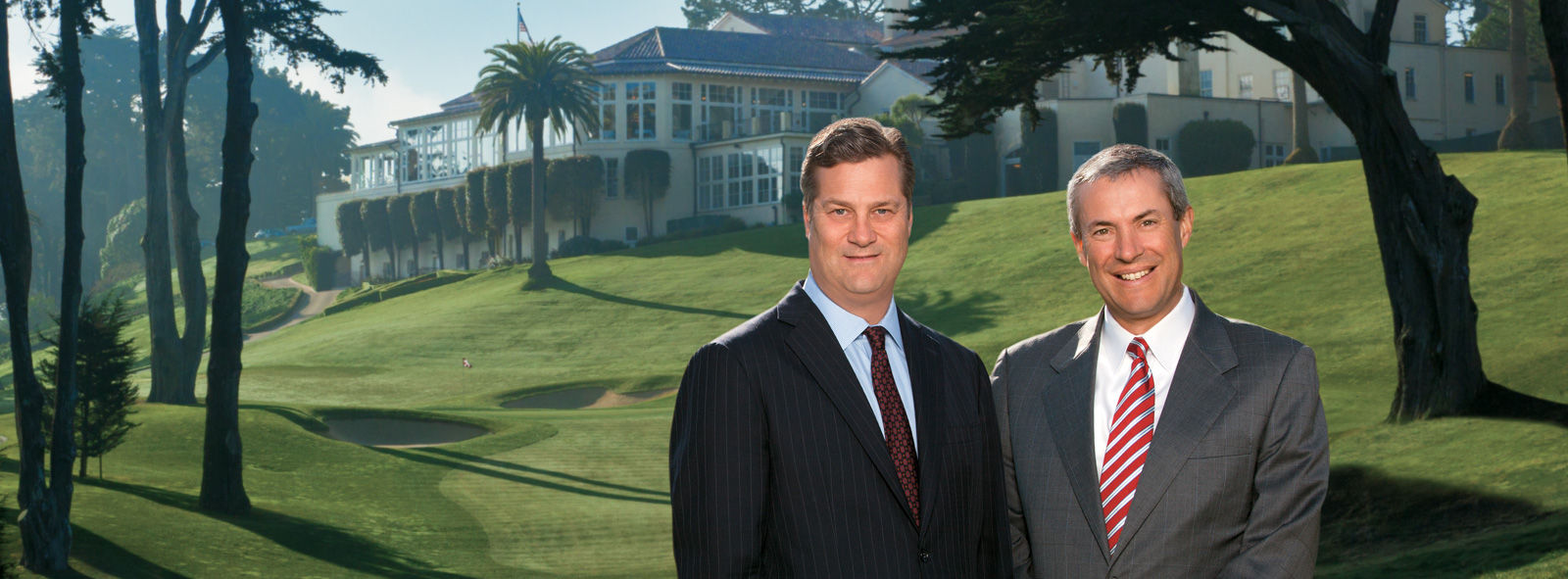Image of First Republic Private Clubs client(s) The Olympic Club