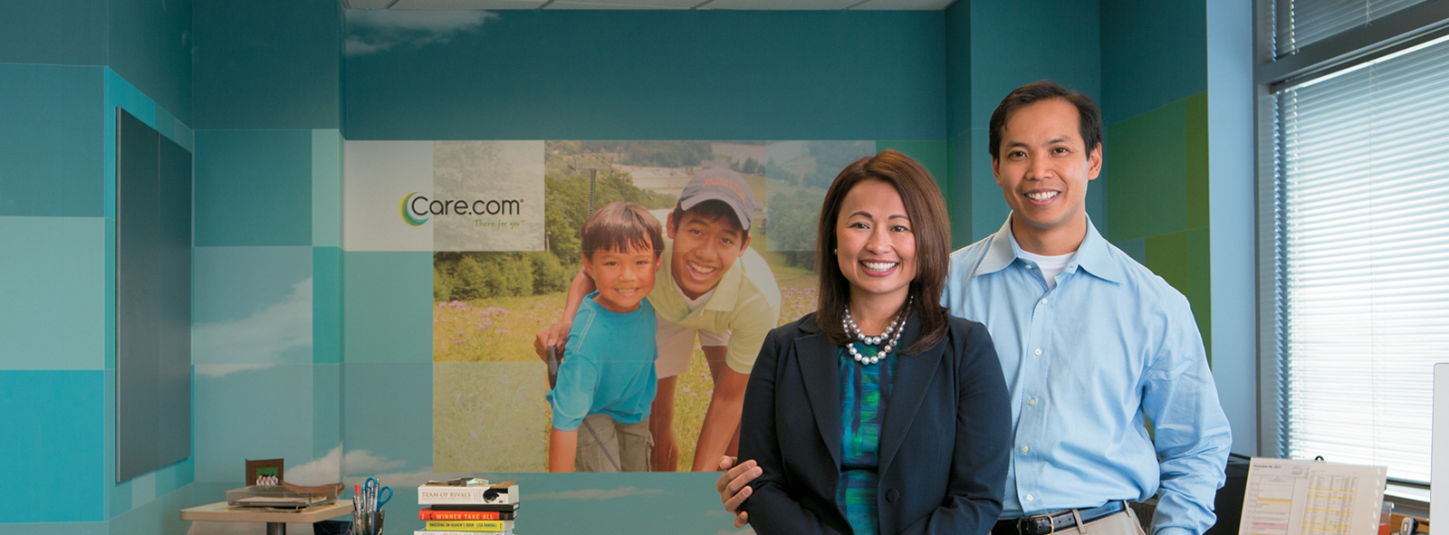 Sheila And Ron Marcelo First Republic Bank