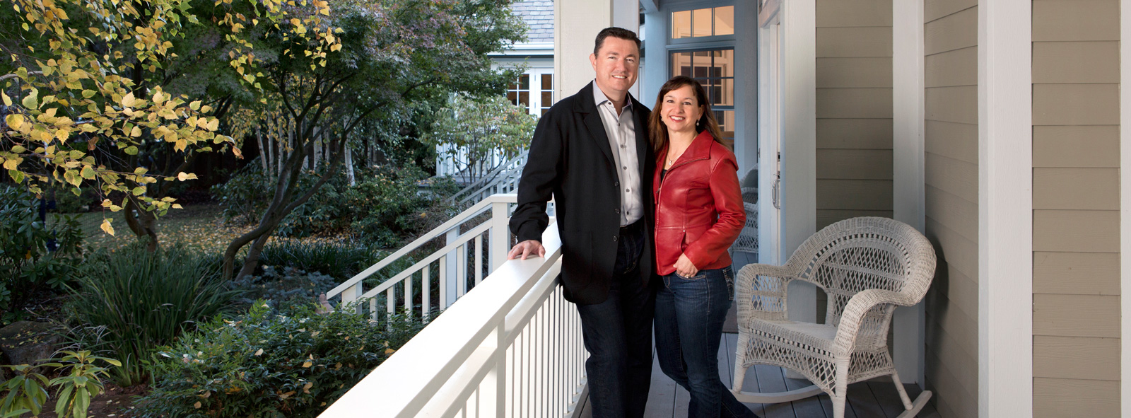 Image of First Republic Law Firms / Attorneys client(s) Kurt and Beth von Emster