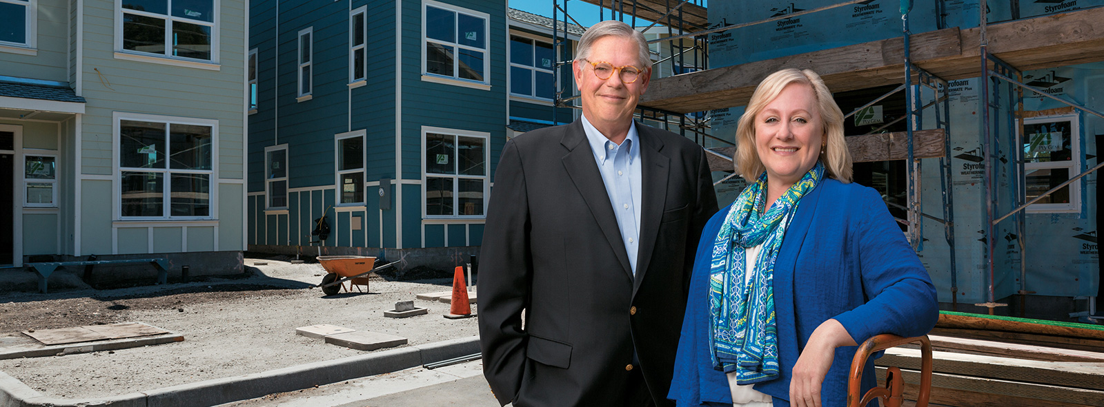Image of First Republic Nonprofits client(s) Habitat for Humanity East Bay/Silicon Valley
