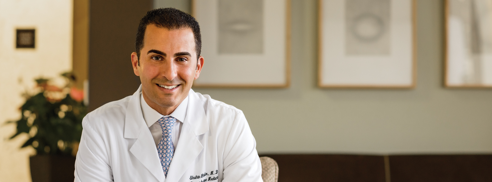 Select to access video of First Republic Medical client(s) Shahin Ghadir, M.D.